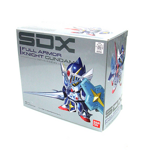 SDX FULL ARMOR KNIGHT GUNDAM