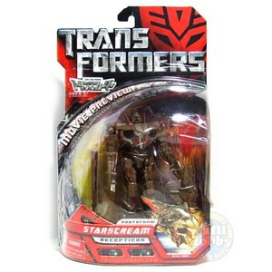 TRANSFORMER Protoform STARSCREAM