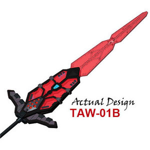 Transformers TAW GOD SWORD - TAW-01B (네메시스프라임용)