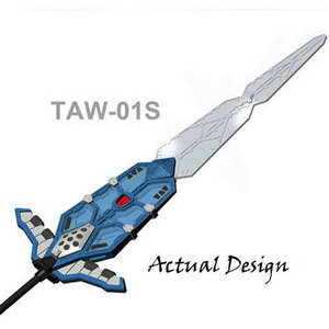 Transformers TAW GOD SWORD - TAW-01S (울트라매그너스용)