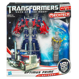 Transformers Dark of the Moon Mechtech Weapons System Action Figure - Optimus Prime - 옵티머스프라임