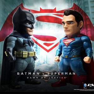 [키즈로직]DC01 Batman VS Superman: Dawn Of Justice, Set of 3 (2016년 3분기예약상품)